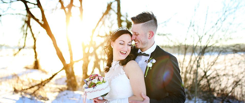 Winter Hochzeit im Wilden Mann